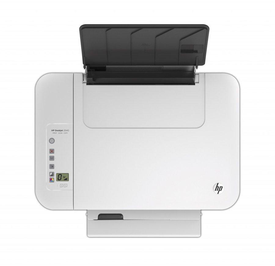 HP Deskjet 2540 - Paaopaa